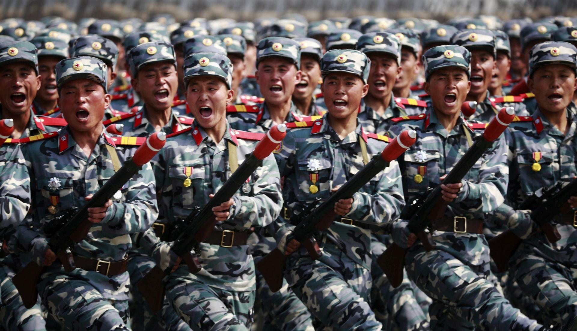 Sjeverna Koreja prijeti 'supermoćnim preventivnim napadom'