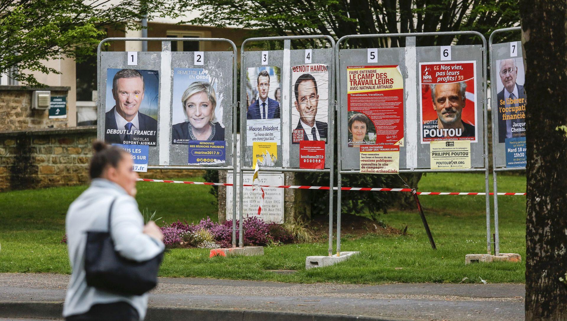 Mogu li se u Francuskoj ponoviti Trump i Brexit?