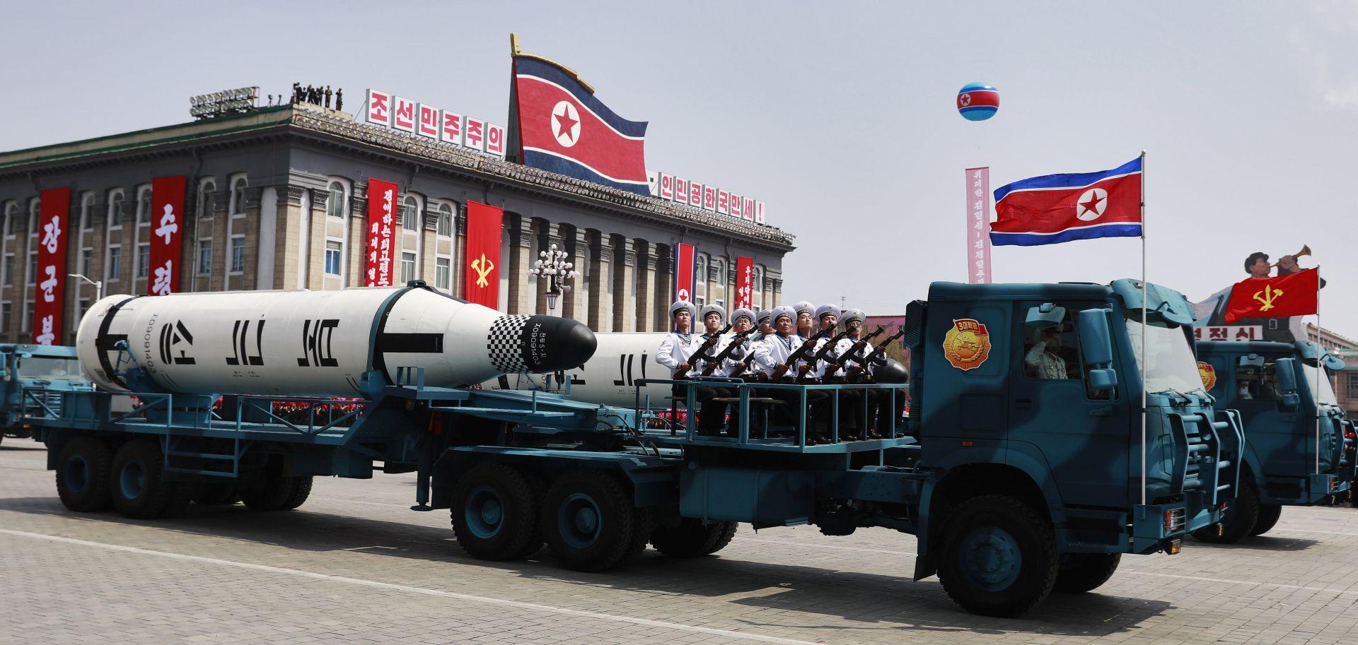 Sjeverna Koreja izvela neuspješni pokušaj lansiranja projektila