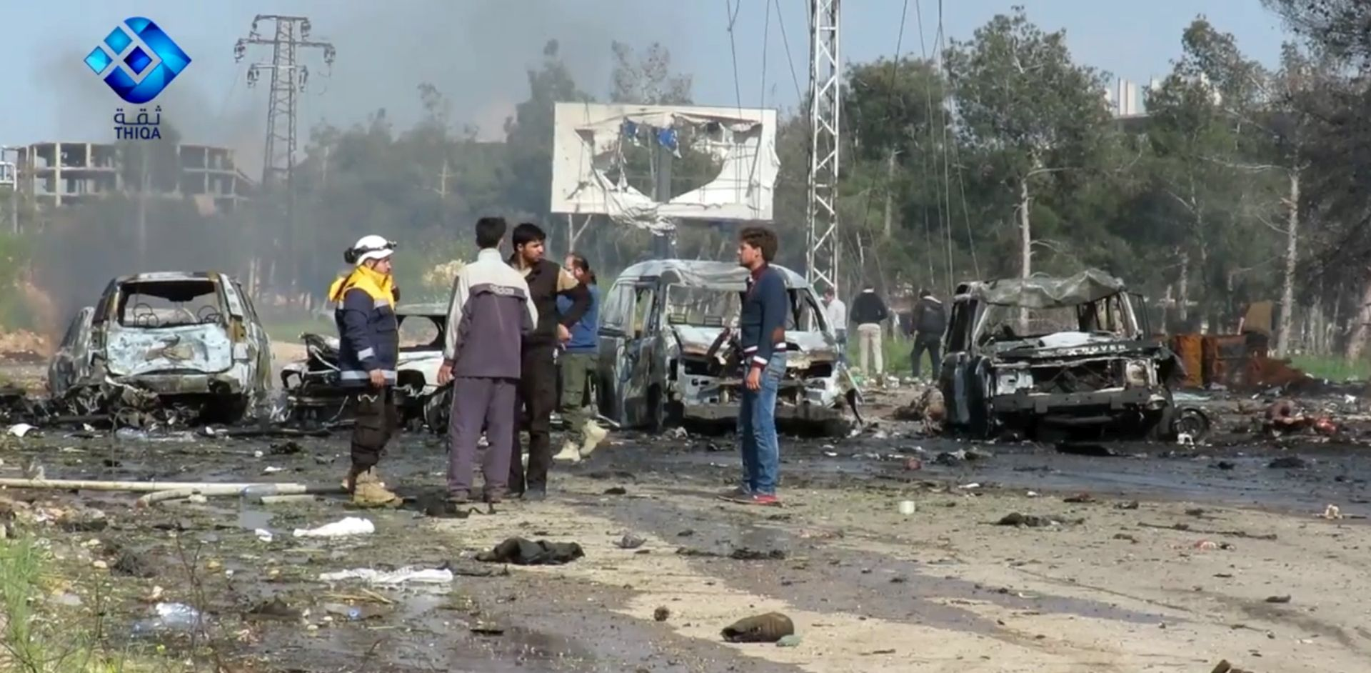 Tri mrtva u izraelskom bombardiranju prorežimskog vojnog kampa u Siriji