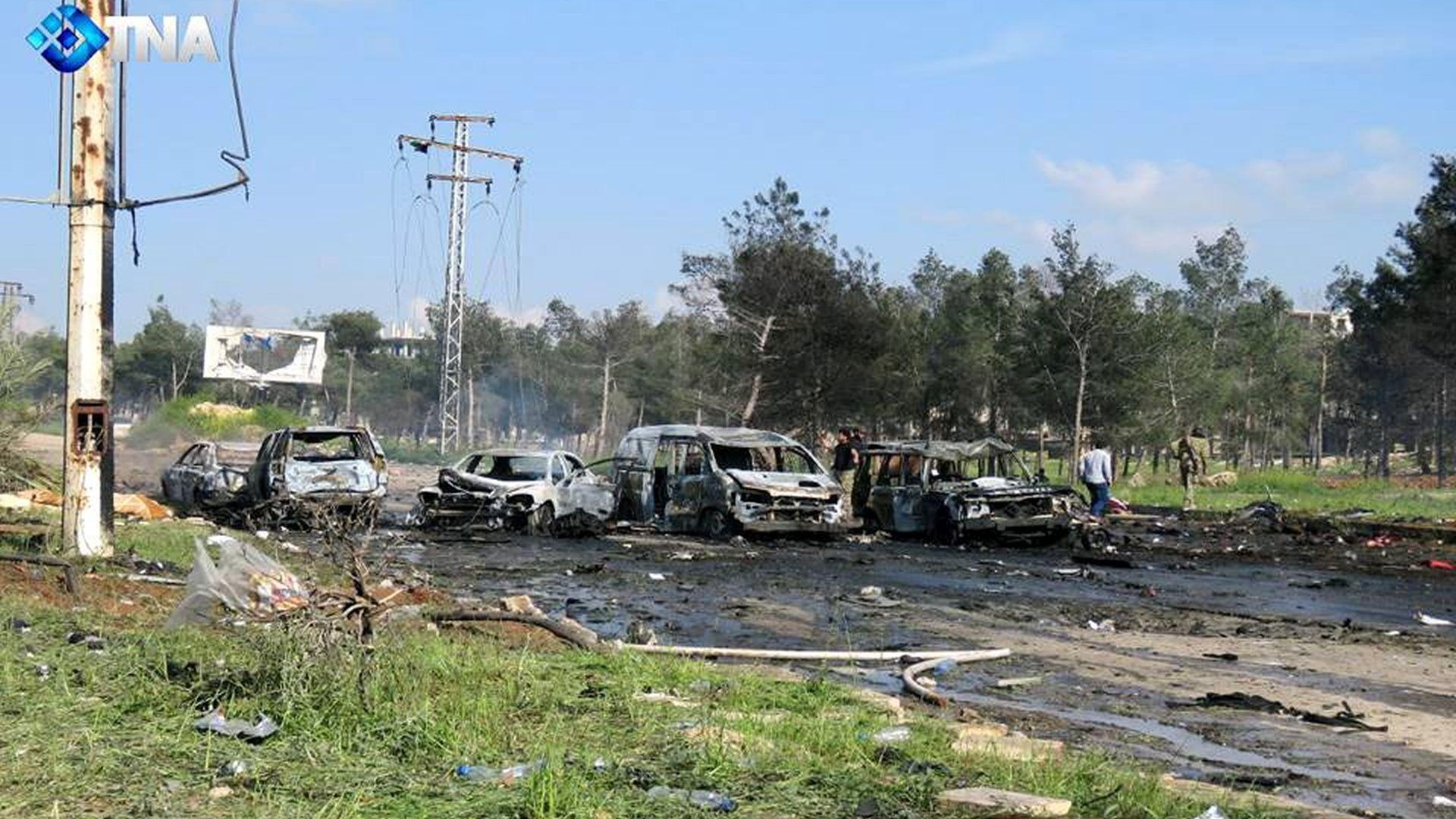 OPSERVATORIJ Broj mrtvih u napadu na autobusni konvoj kod Alepa najmanje 126