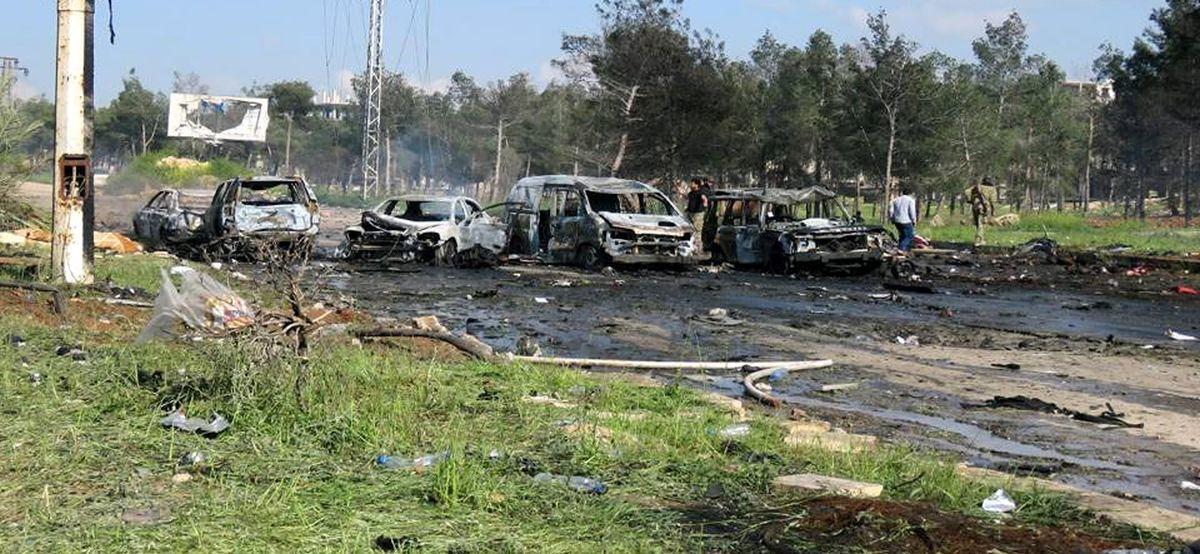 SIRIJA Broj poginulih u napadu na konvoj porastao na 112