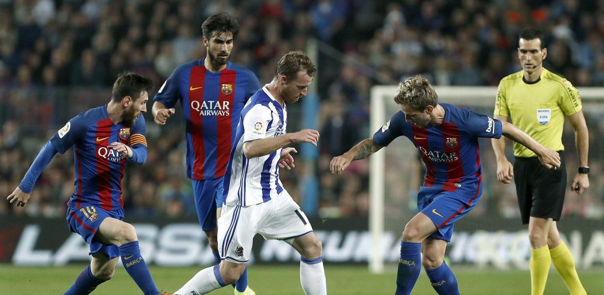 PRIMERA Pobjede Barcelone i Atlletica
