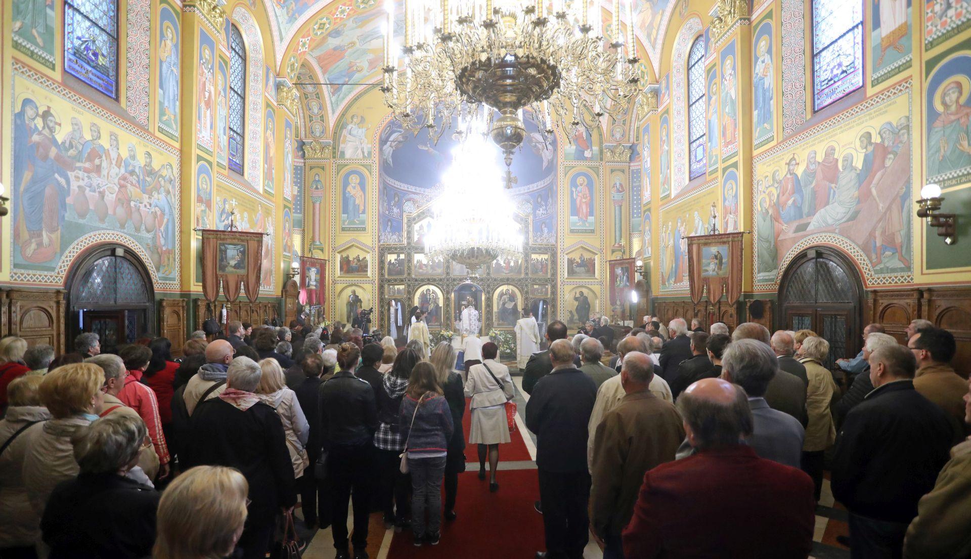 VIDEO: 218 OBITELJI Proslava 300 godina pravoslavlja u Rijeci