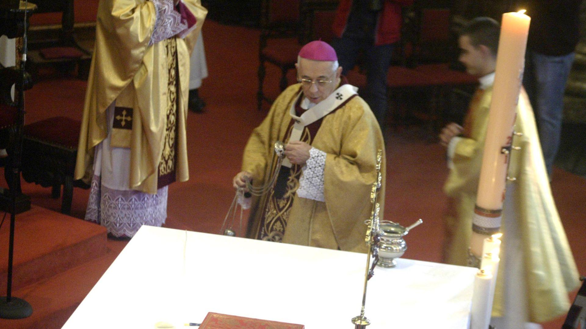 Nadbiskup Devčić pozvao na prevladavanje strahova današnjice