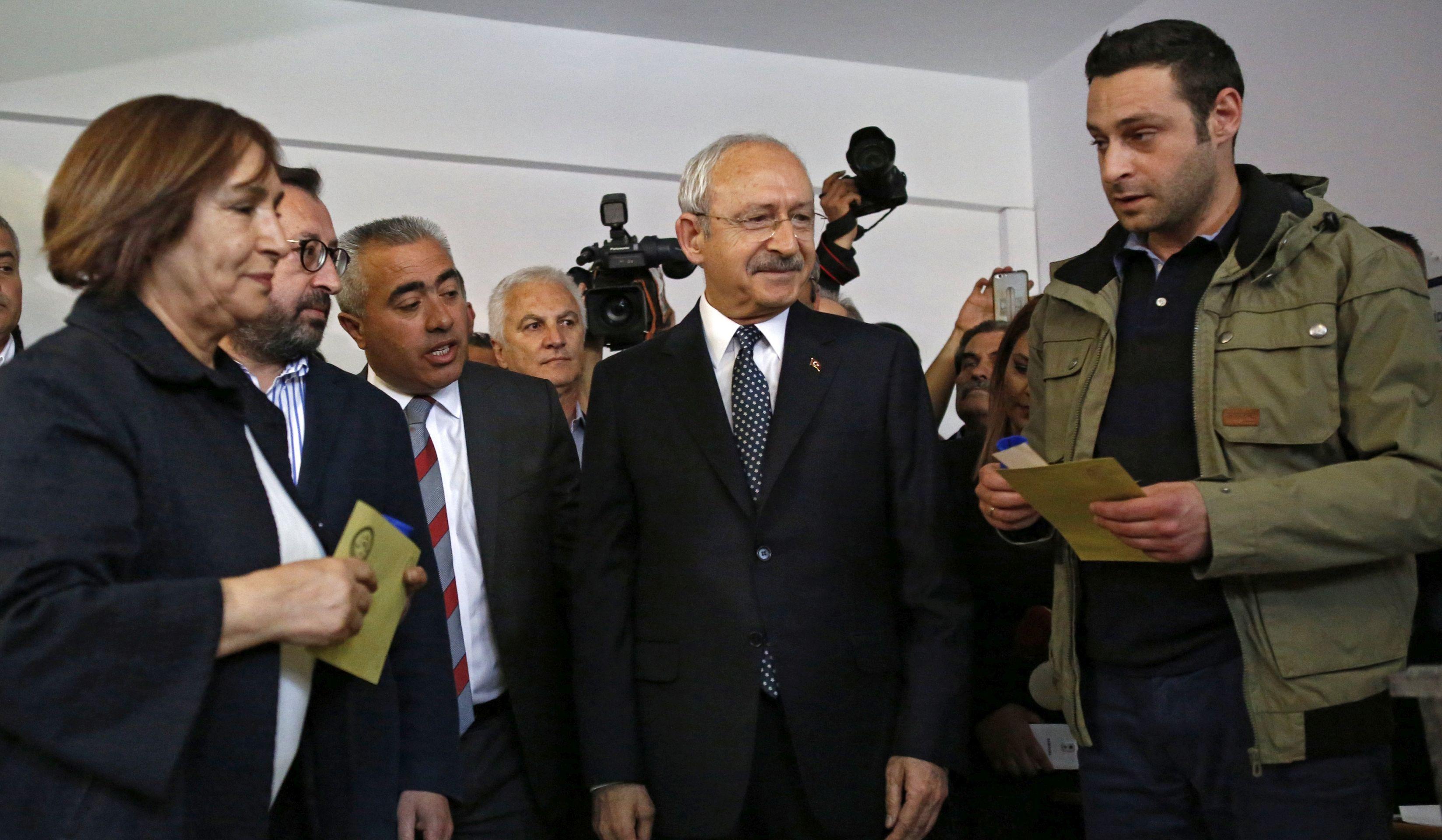 Turska oporba traži da se ponište rezultati referenduma