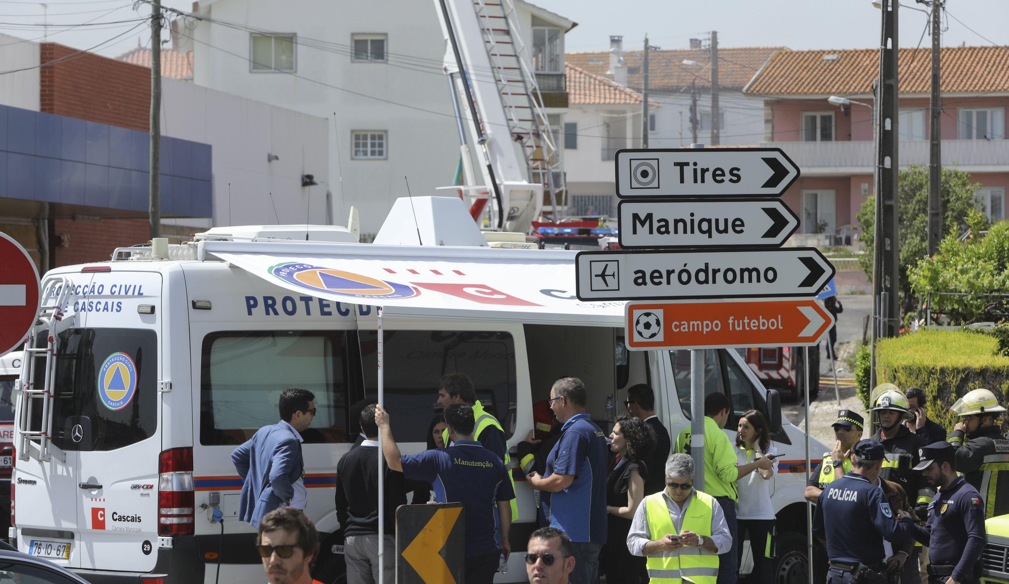 Petero poginulih u padu manjeg zrakoplova u Portugalu