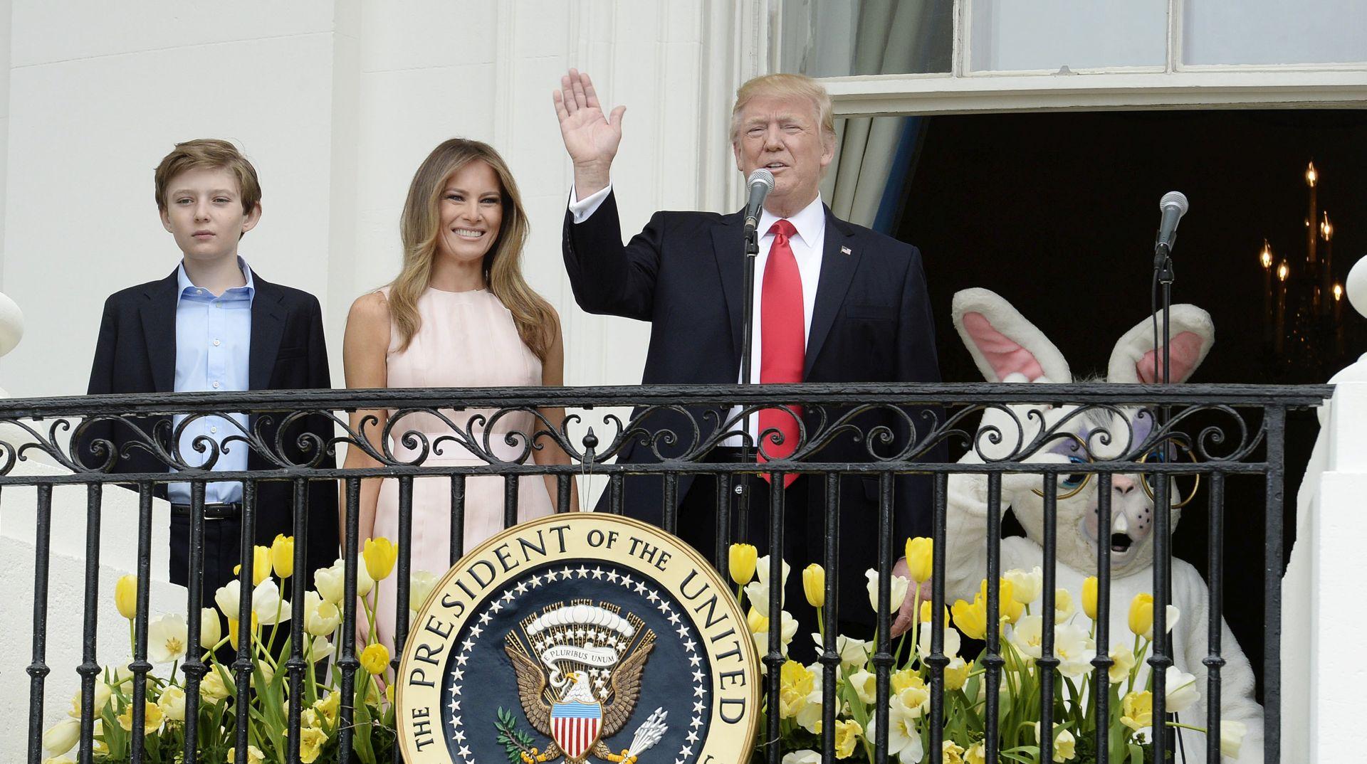 Trump poručio Sjevernoj Koreji neka se 'ponaša kako treba'