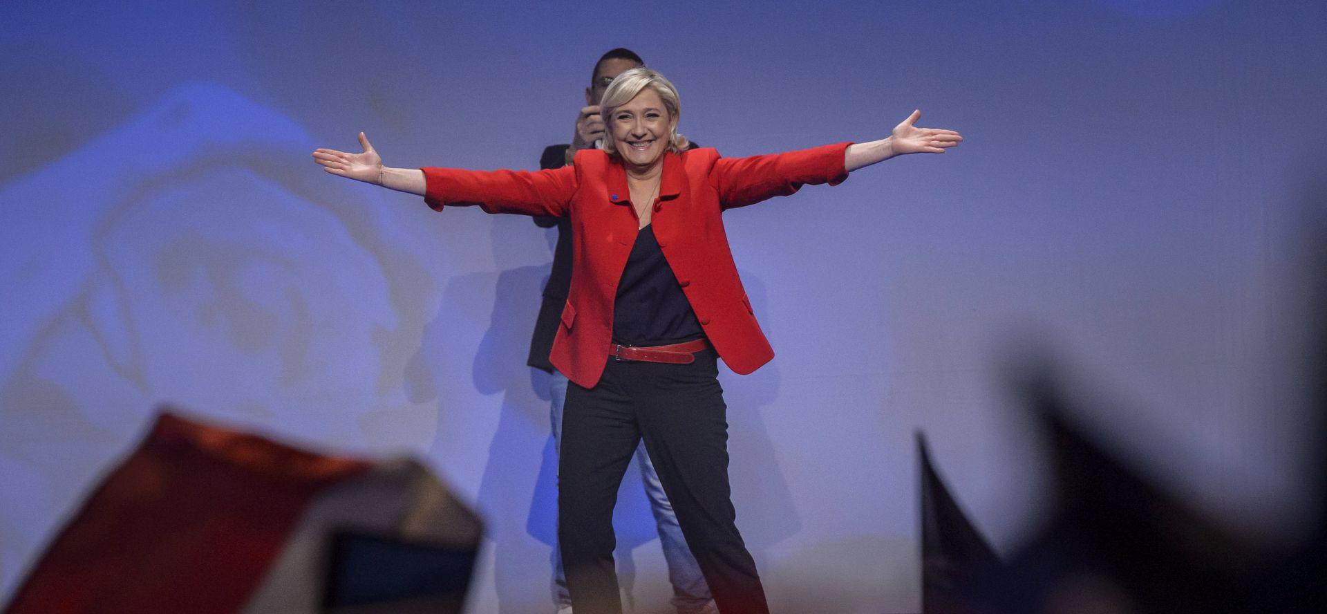 Le Pen najavila novi pokret za izbore u lipnju