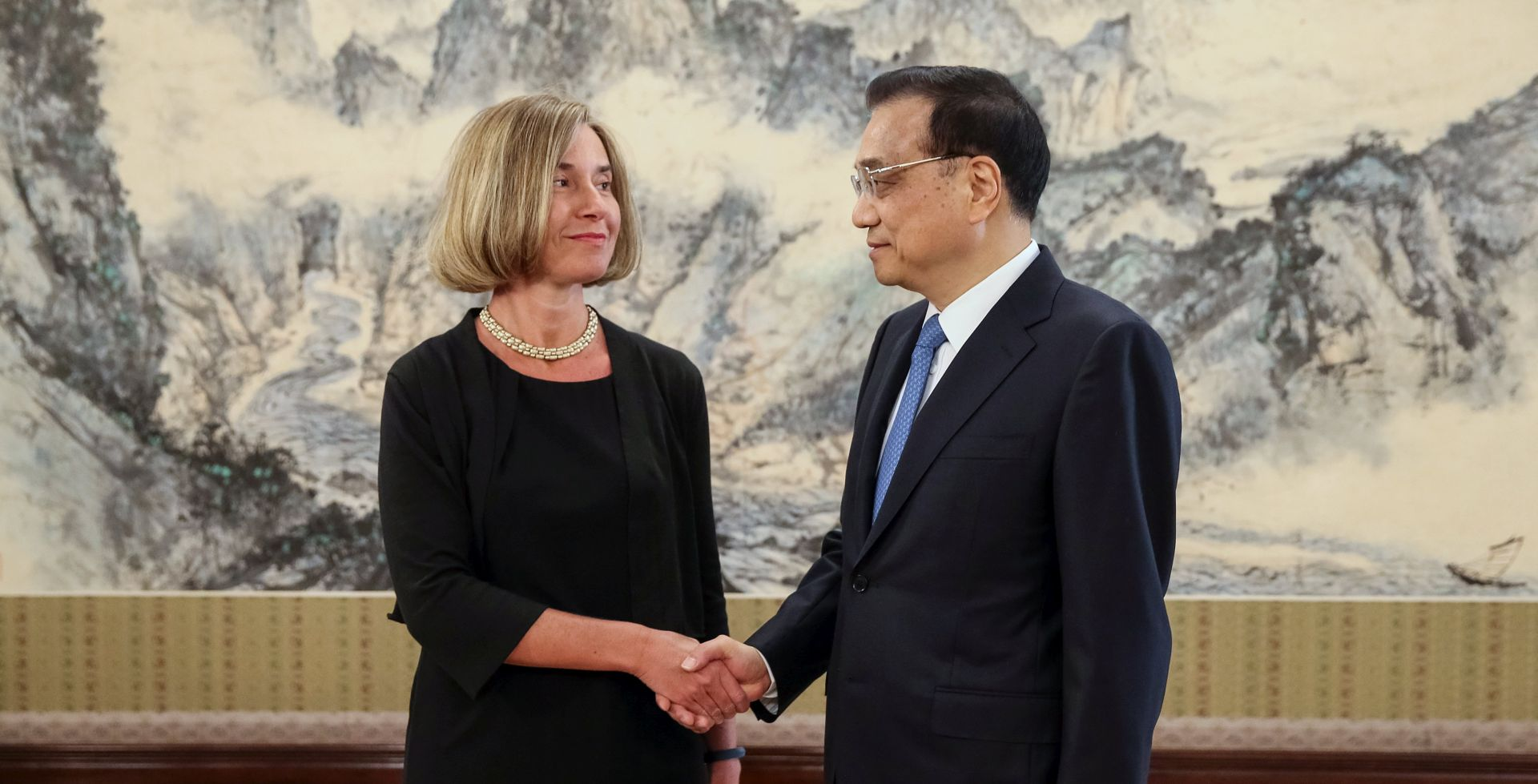 KINESKI PREMIJER 'EU i Kina moraju promovirati slobodnu i poštenu trgovinu'