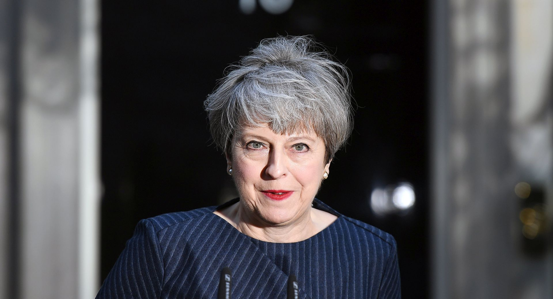 May kaže da britanske bolnice nisu namjerno ciljane u kibernetičkom napadu