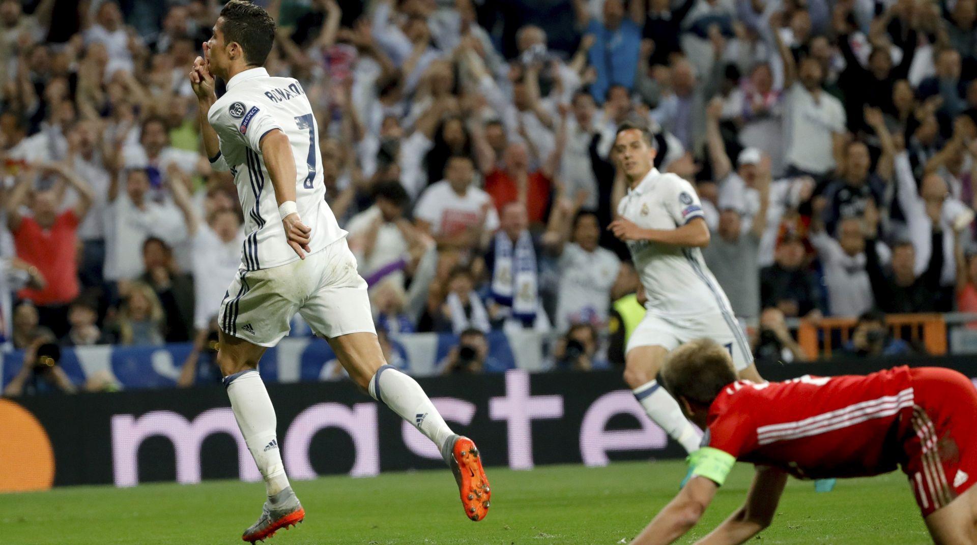 LIGA PRVAKA Cristiano Ronaldo i Kassai uništili Bayern