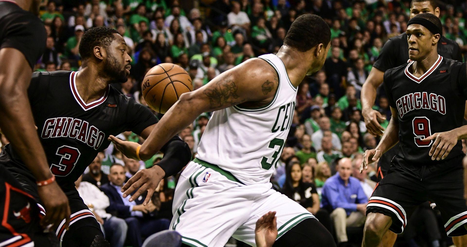 NBA Chicago i drugi put slavio u Bostonu