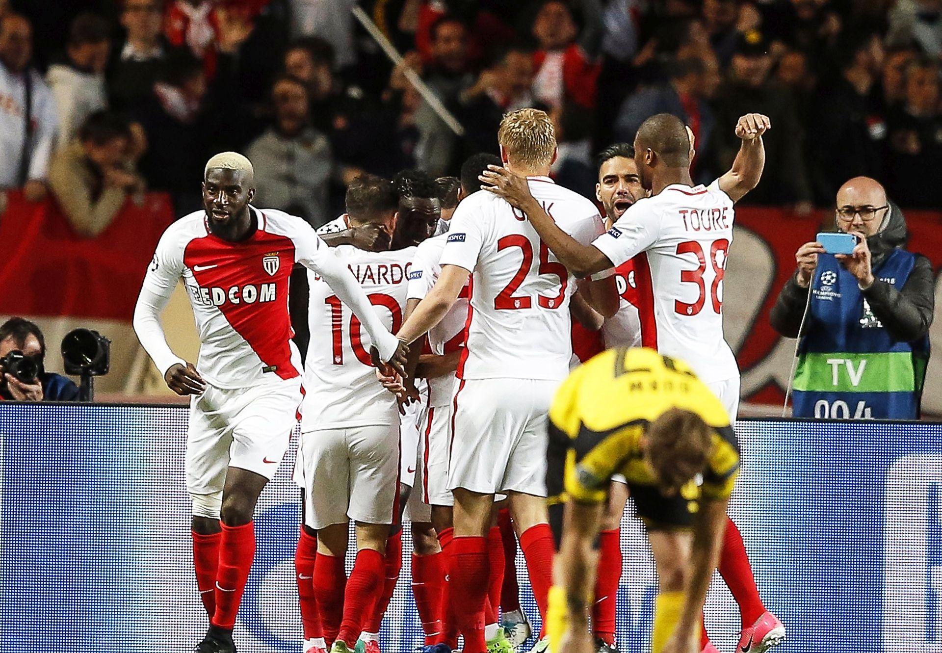 LP Monaco – Borussia Dortmund 3-1