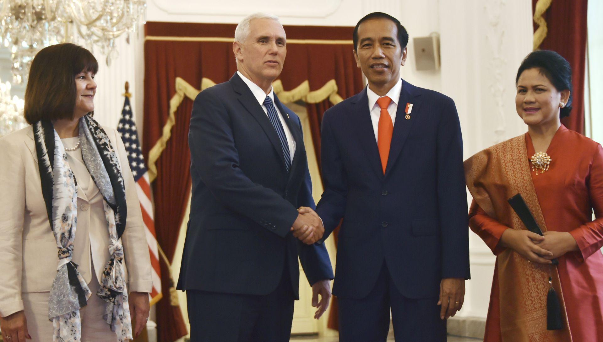 Pence kaže da traži poštenije trgovinske odnose s Indonezijom