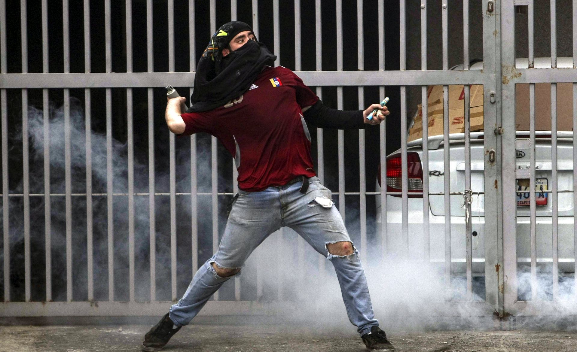 Oporba nastavlja prosvjede u Venezueli
