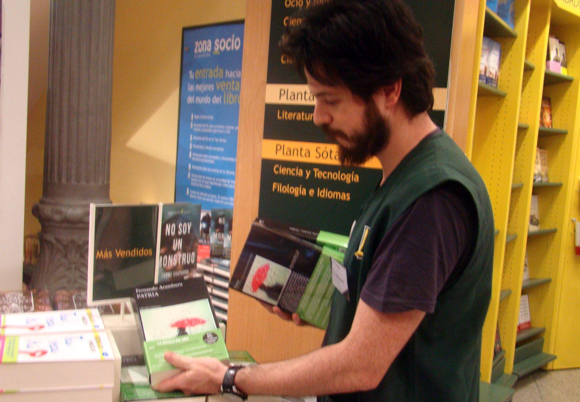Roman 'Patria', priča o životu u Baskiji, najprodavanija knjiga u Španjolskoj