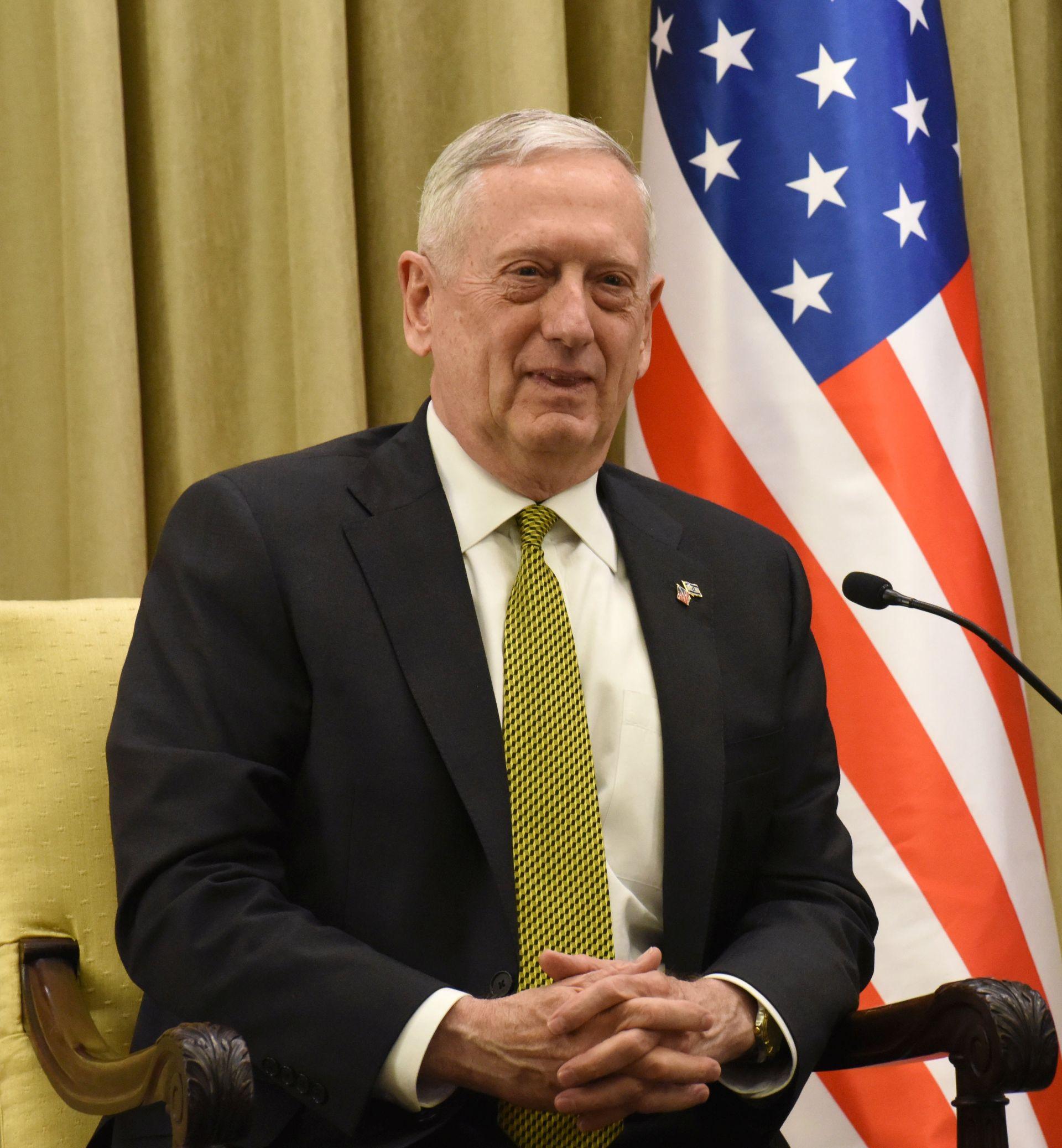 MATTIS 'Cilj Washingtona nije rat sa Sjevernom Korejom'