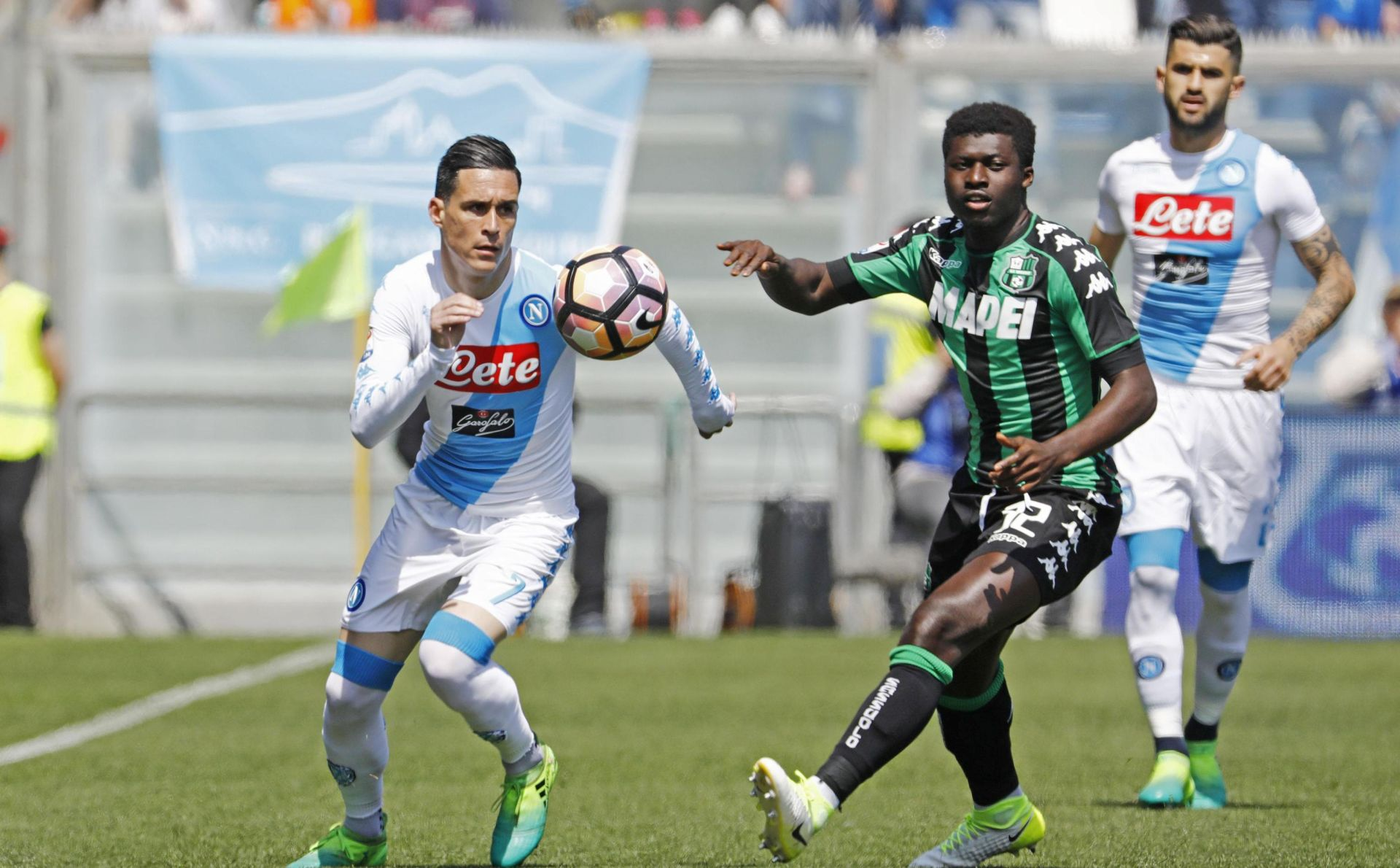 ITALIJA Sassuolo – Napoli 2-2