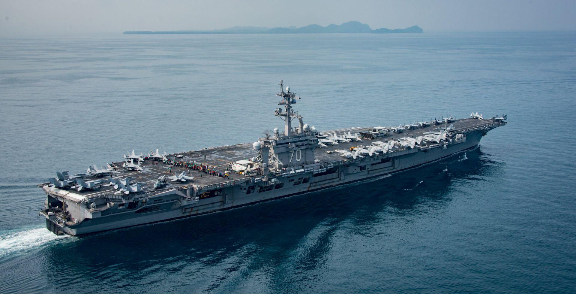 Trump ne isključuje mogućnost 'velikog sukoba' sa Sjevernom Korejom