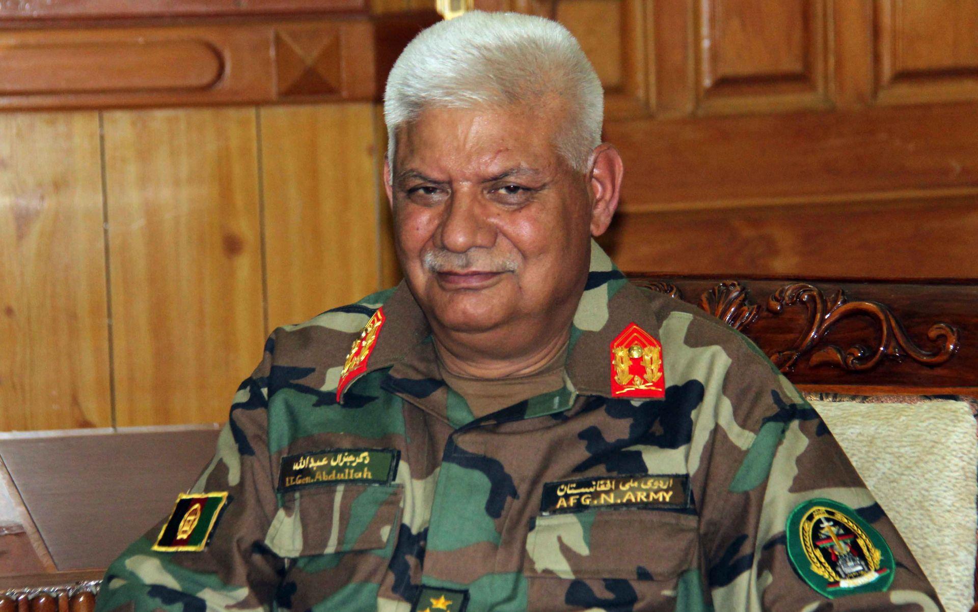 Afganistanski ministar obrane i načelnik glavnog stožera podnijeli ostavku