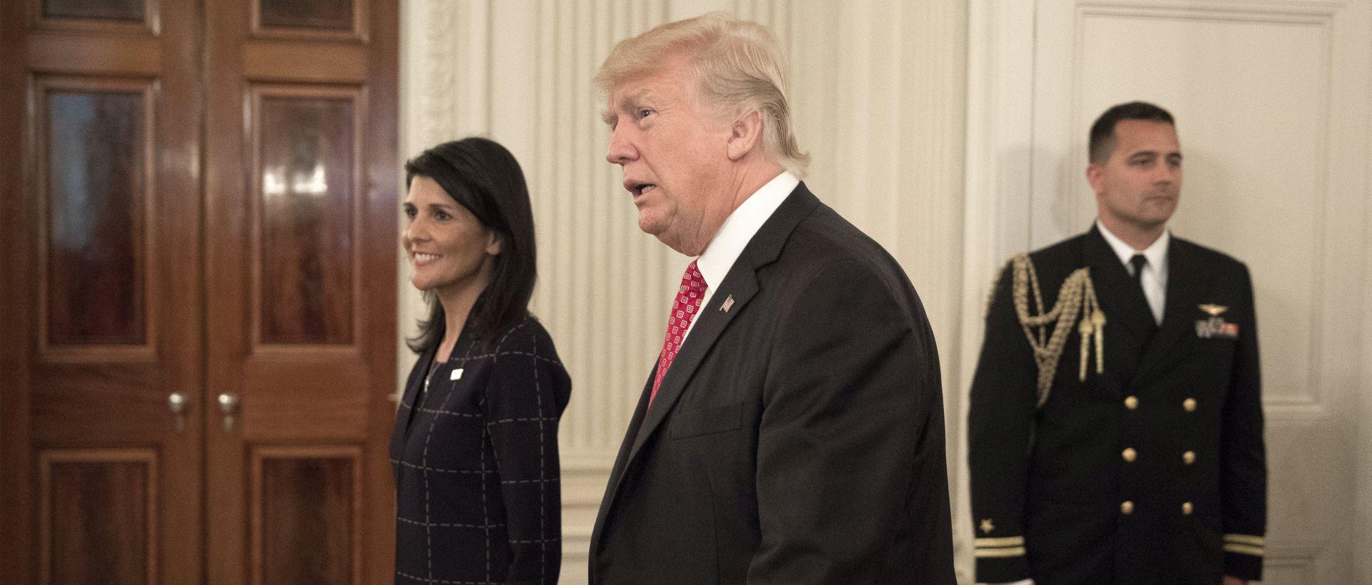 TRUMP Vijeće sigurnosti mora pripremiti nove sankcije Sjevernoj Koreji