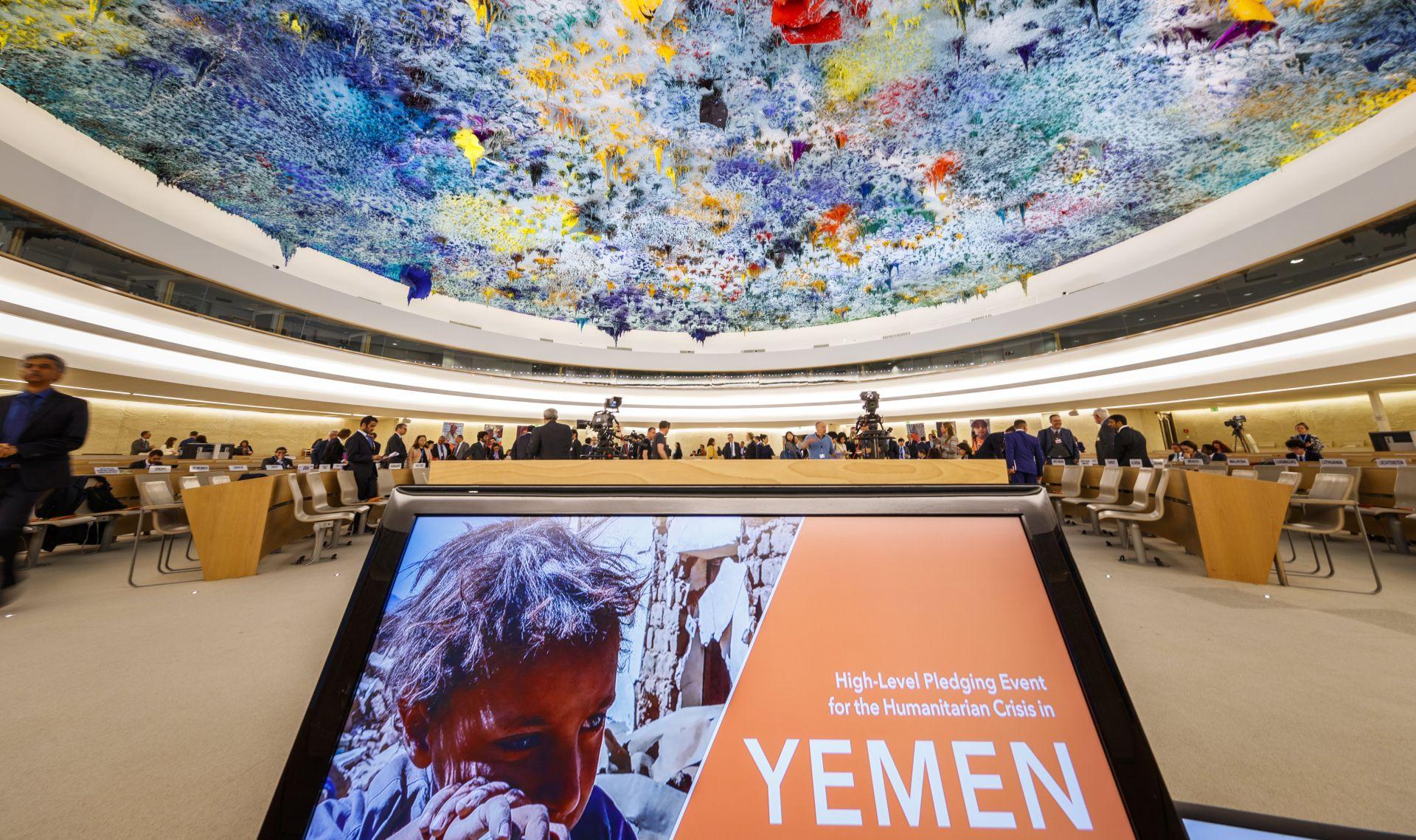 Donatori obećali veću pomoć Jemenu zbog velike gladi