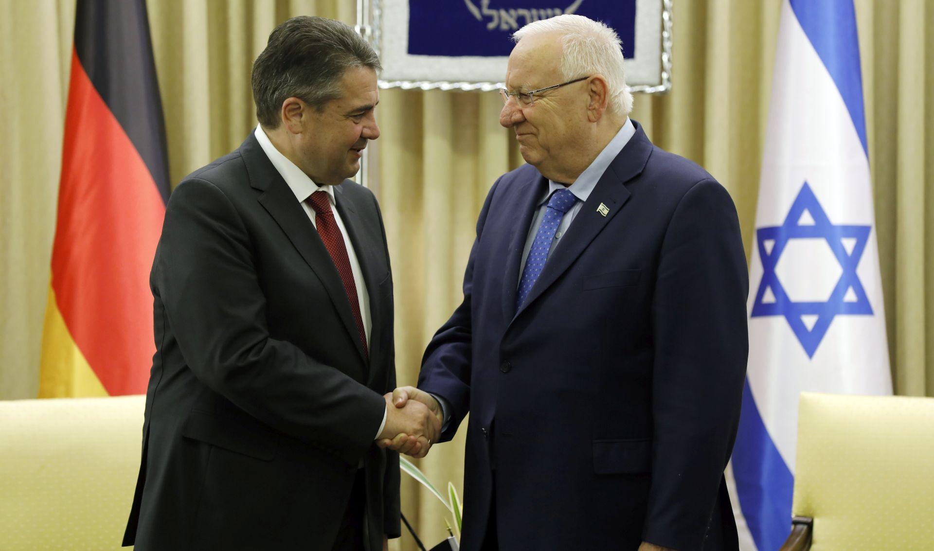 Netanyahu otkazao najavljeni sastanak sa Sigmarom Gabrielom