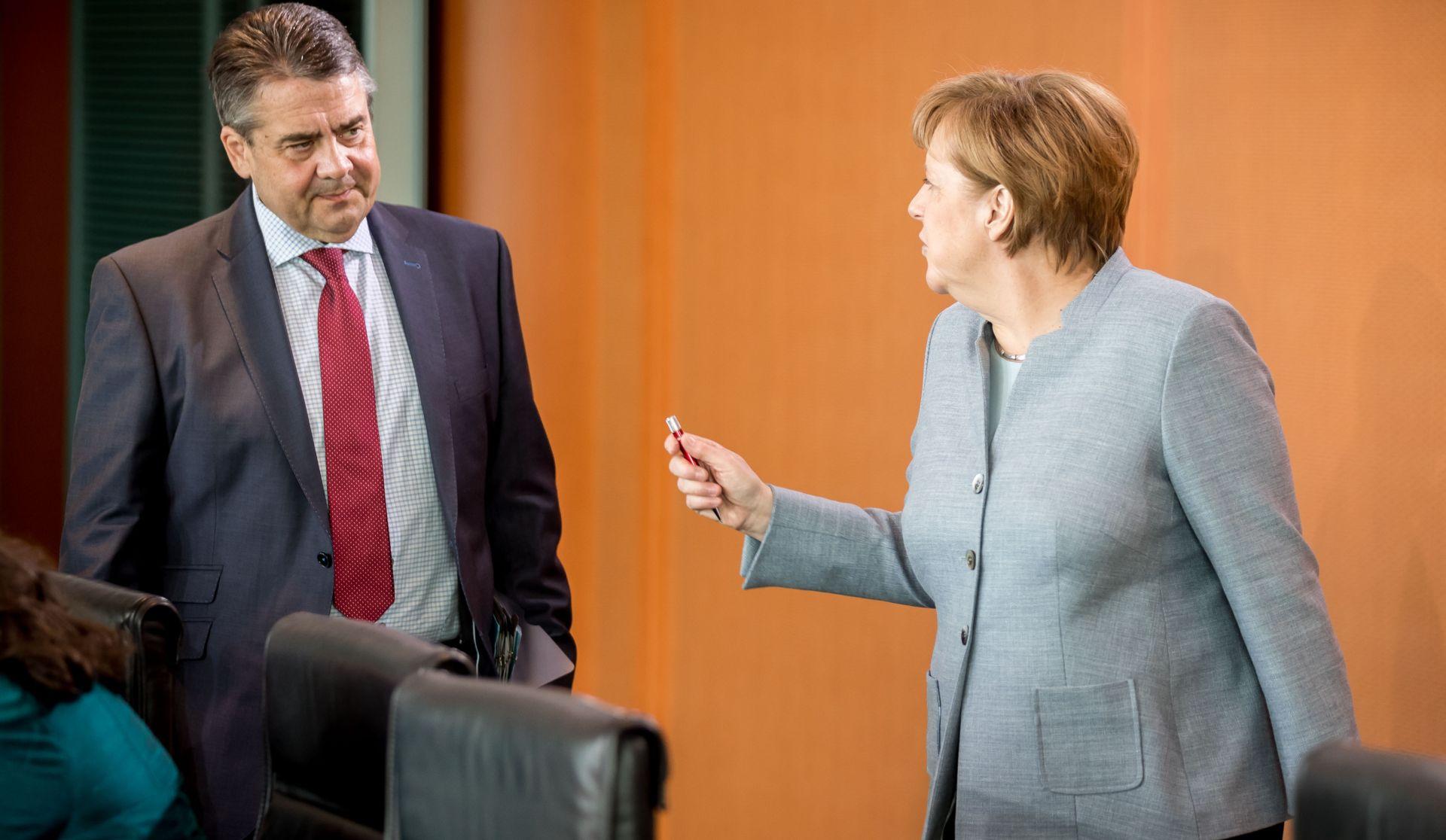 Merkel podržava Gabriela u sporu s Netanyahuom
