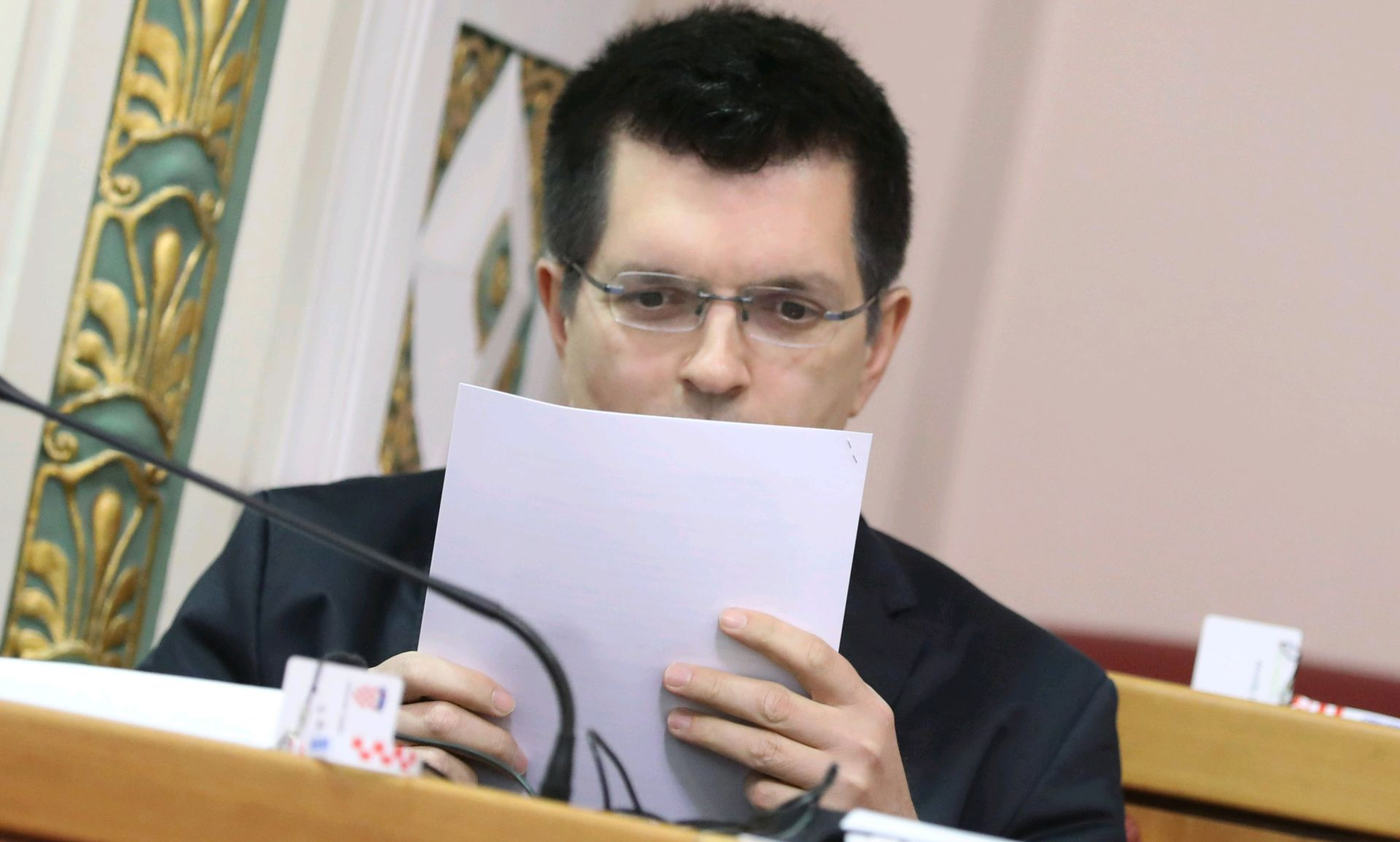 BUNJAC 'Dok je HDZ na vlasti, ni čistačica se ne može zaposliti ako nije podobna'