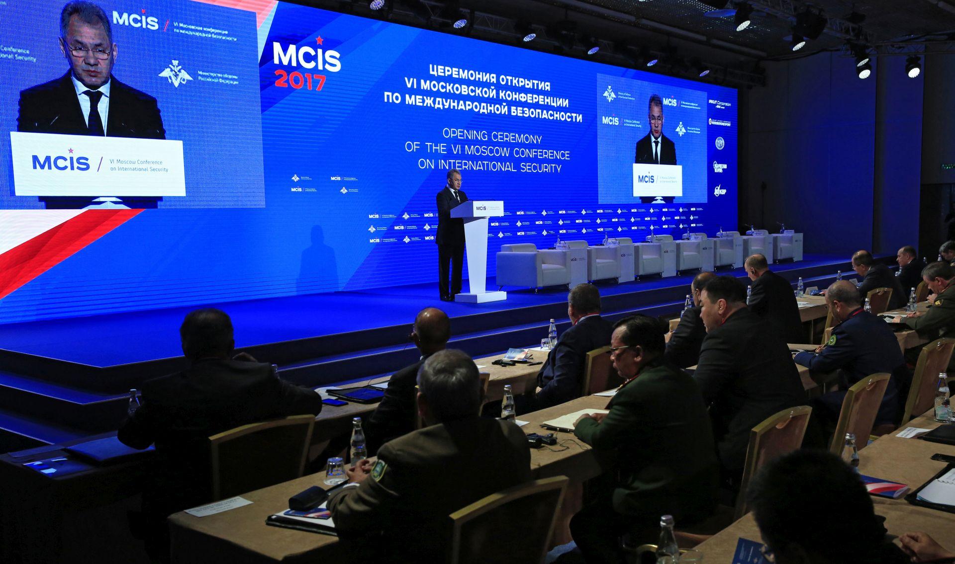 Rusija jača sigurnost svojih snaga u Siriji nakon američkog napada