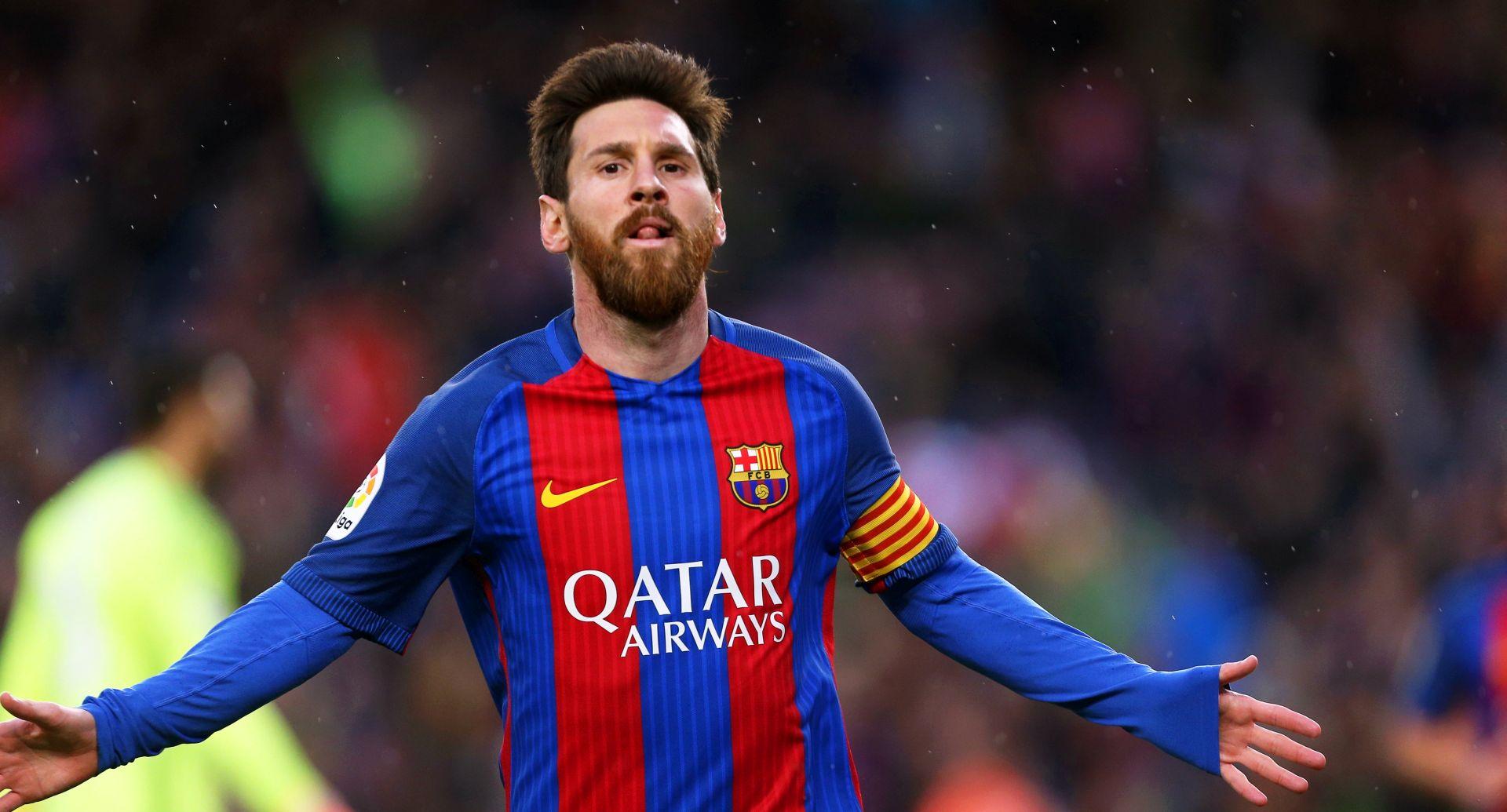 Kako je Barcelona zasad spasila Messija od zatvora