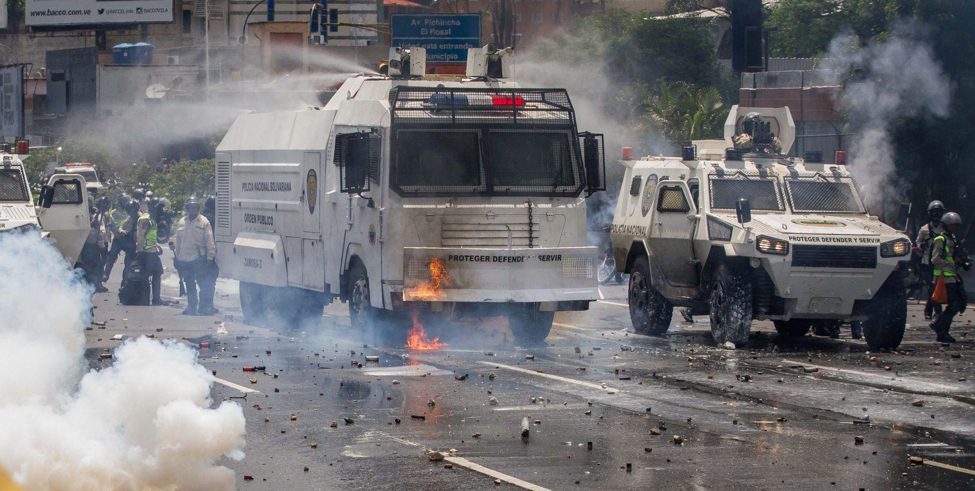 Papa poziva na prekid nasilja i poštivanje ljudskih prava u Venezueli