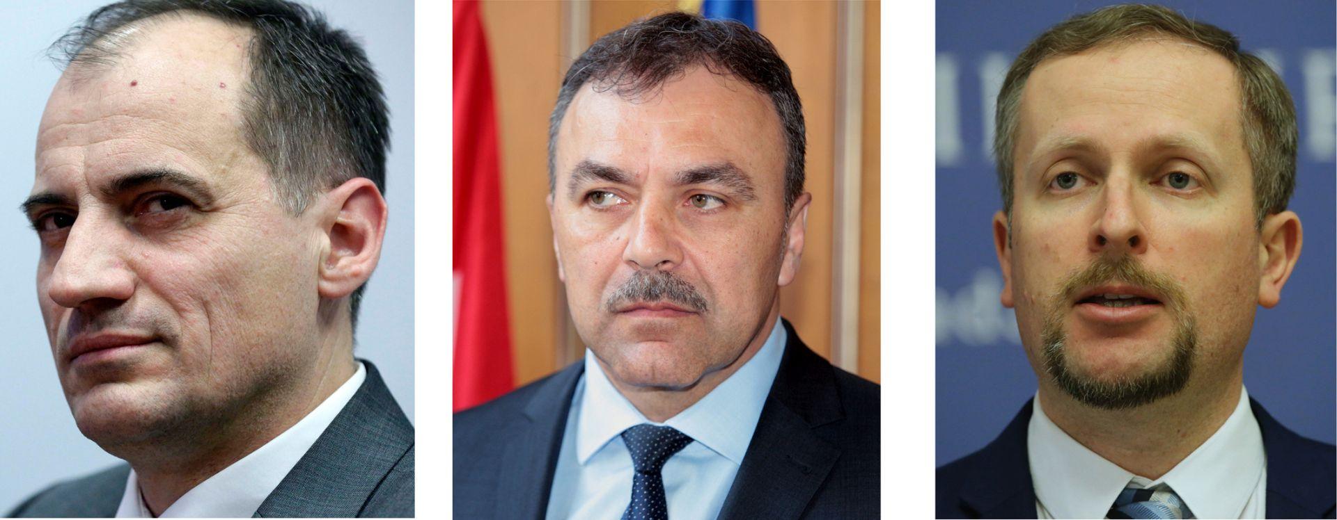 Petrov i SDP najavili izvanredne izjave za medije
