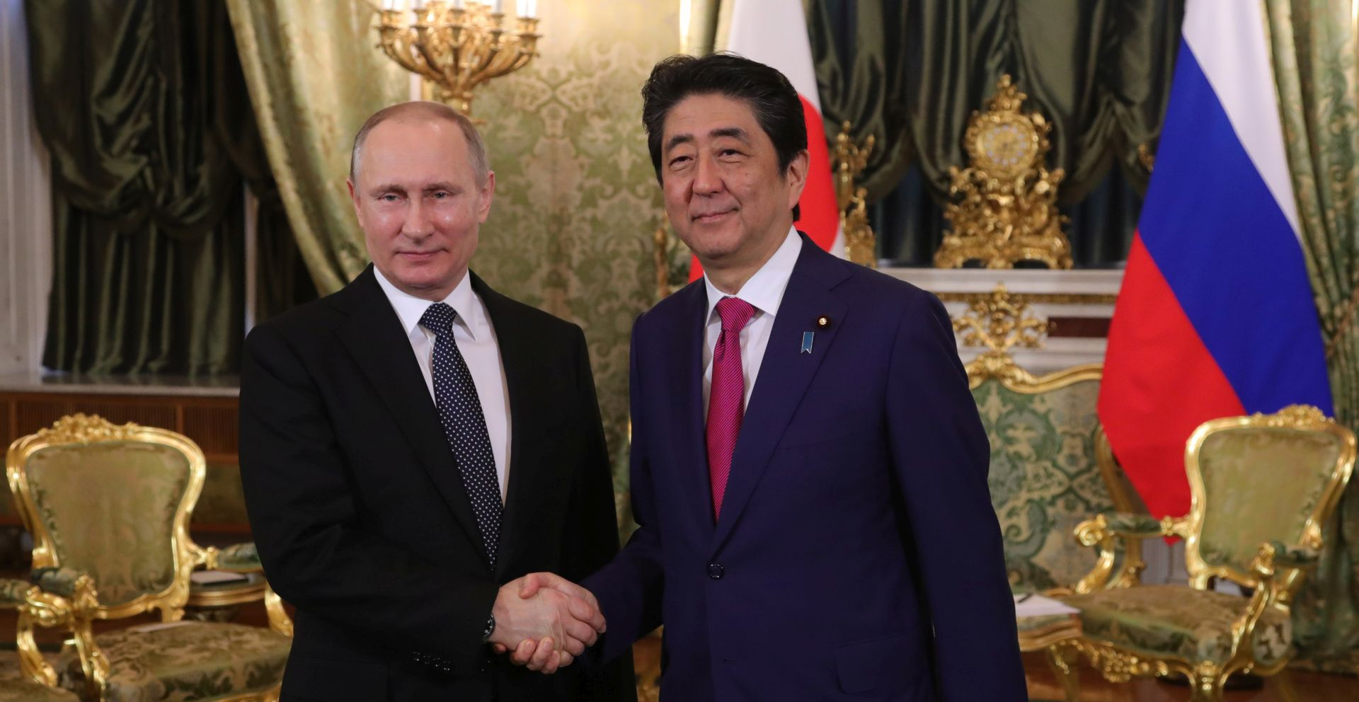 Putin i Abe pozivaju na ublažavanje retorike oko Sjeverne Koreje