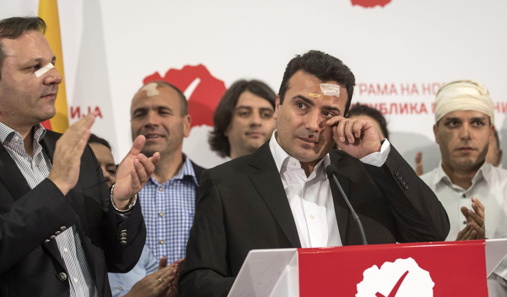 Makedonski parlament izglasao novu vladu