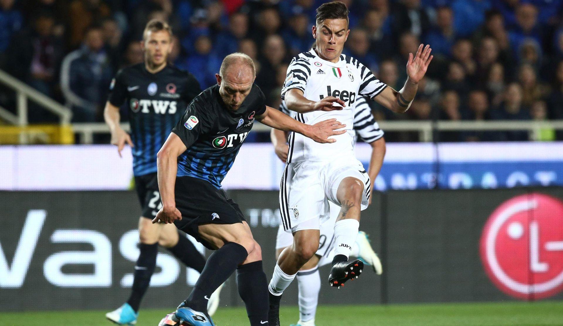 ITALIJA Atalanta 'ukrala' dva boda Juventusu
