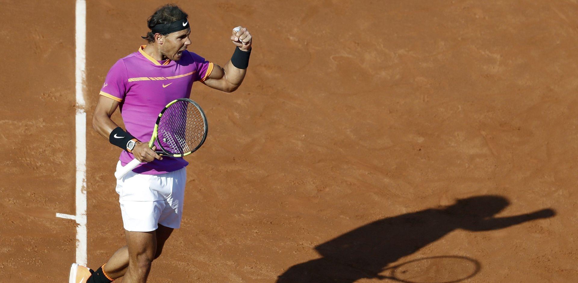 ATP BARCELONA Nadal dvije pobjede od desetog naslova