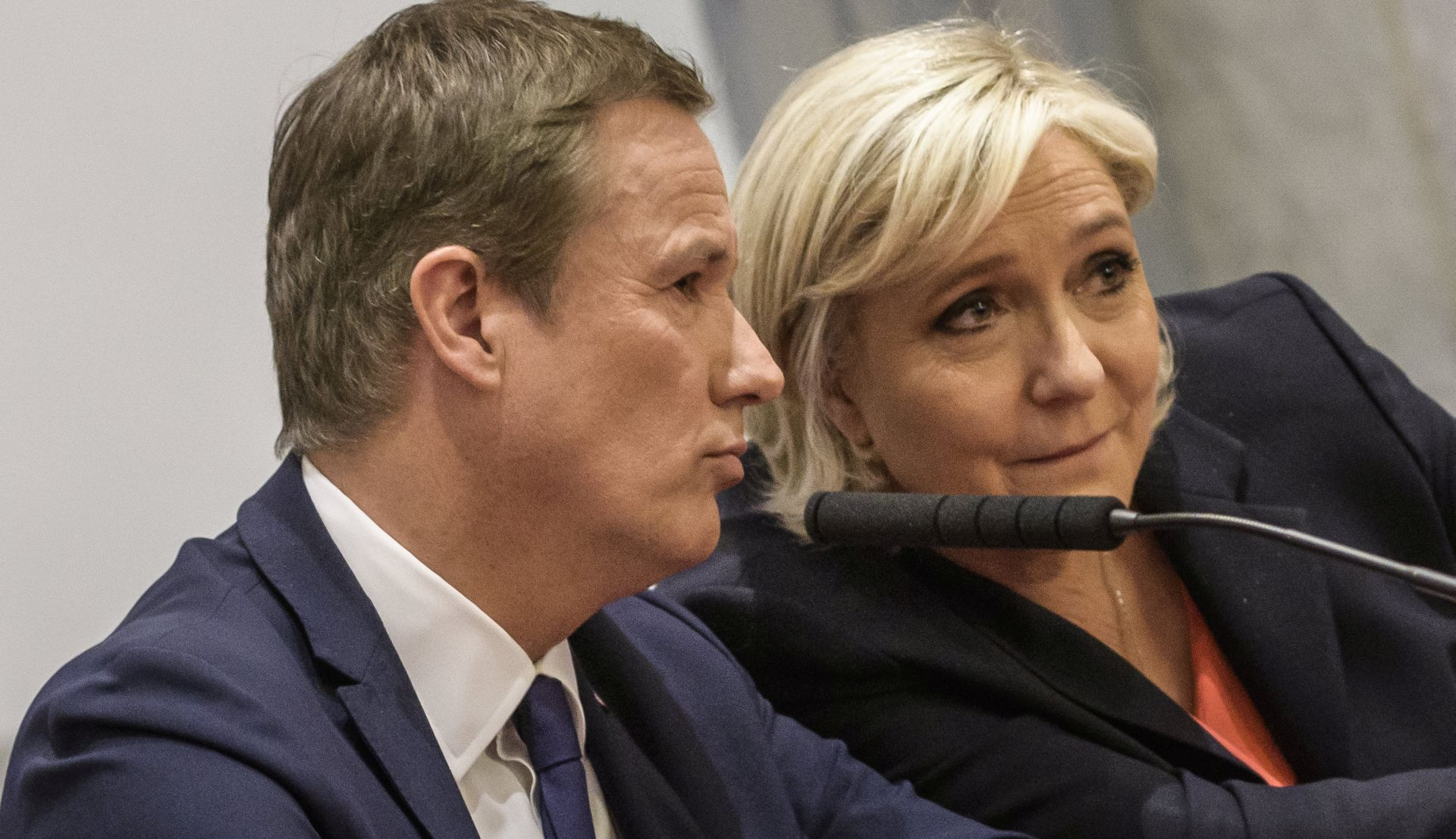 Le Pen bi za premijera nominirala čelnika DLF-a Dupont-Aignana