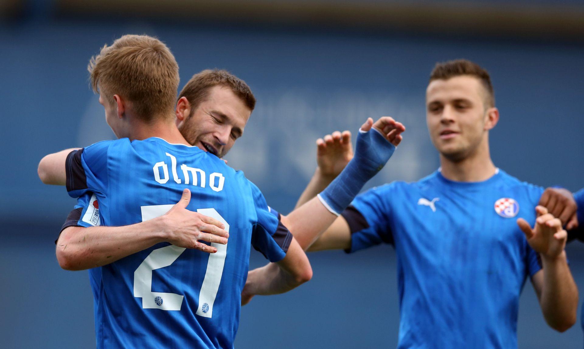 Dinamo vodi protiv Lokomotive