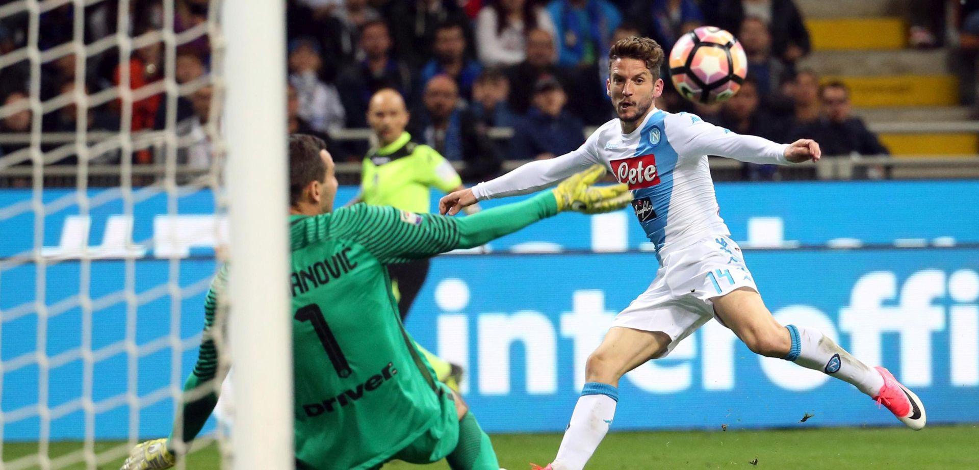 SERIE A Napoli slavio protiv Intera