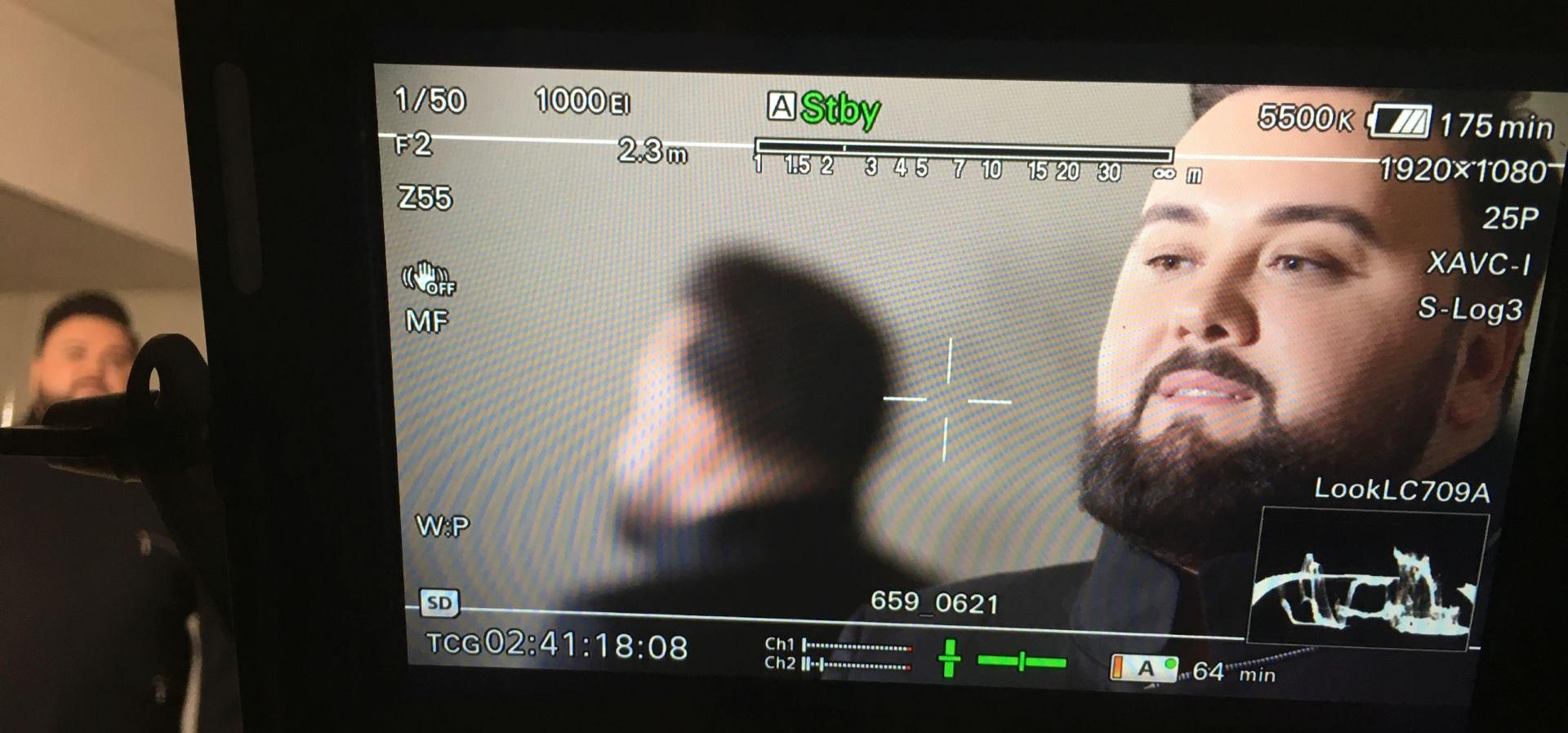 FOTO: Katja Restović režira spot Jacquesa Houdeka za pjesmu 'My friend'