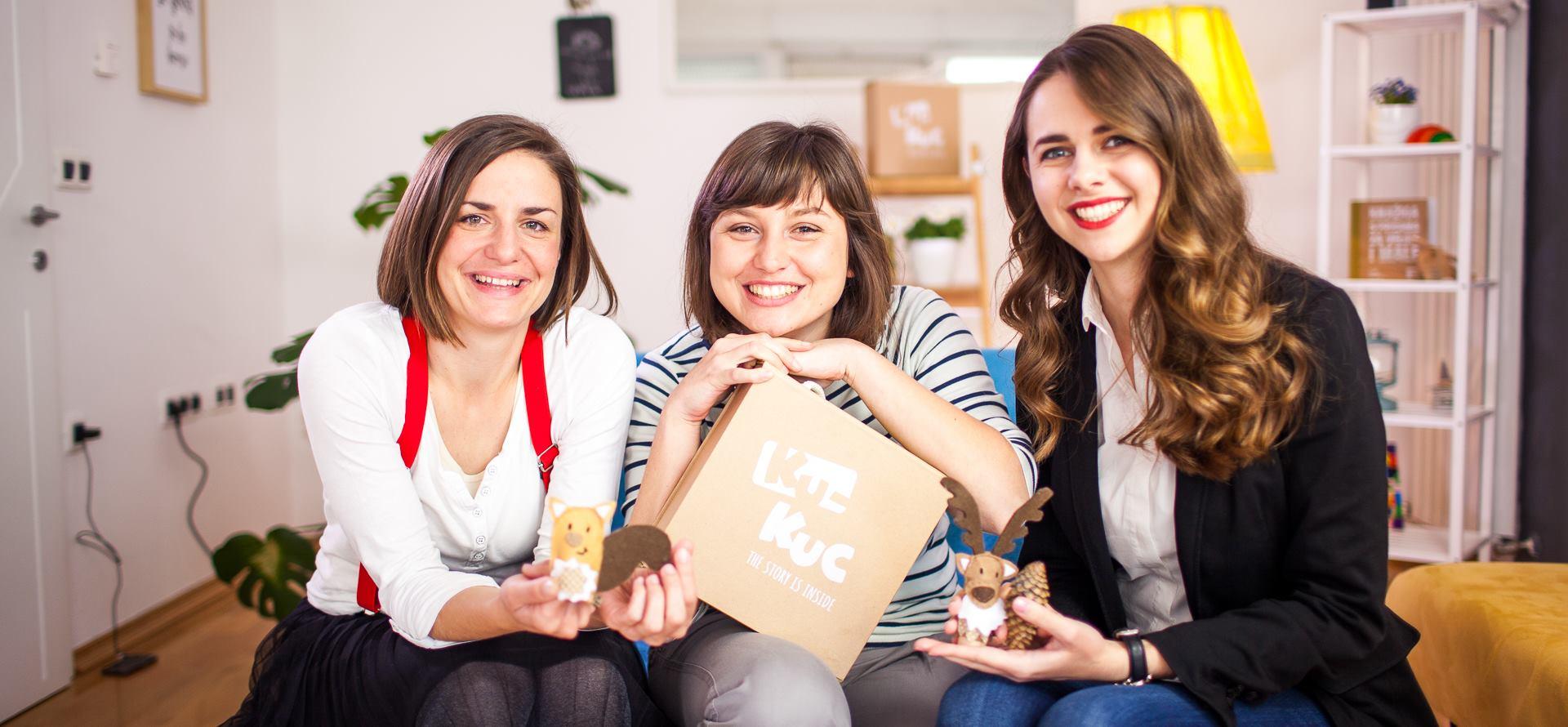 'Ku-kuc' kutije stižu u dječje bolnice i domove