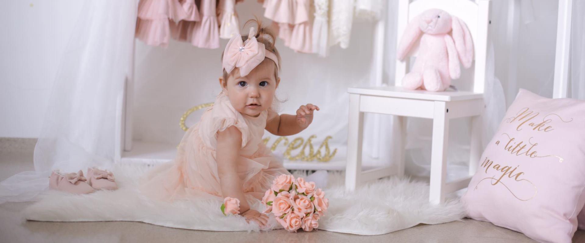 Unikatne haljinice Luxury Baby Fashiona