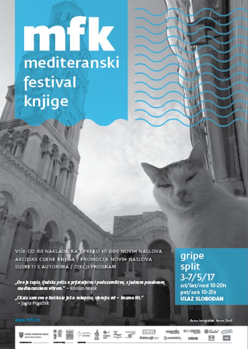 Počinje prvi Mediteranski festival knjige u Splitu