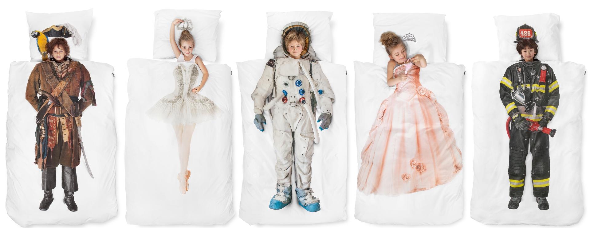 MALE STVARI Najslađa dječja posteljina za male i odrasle