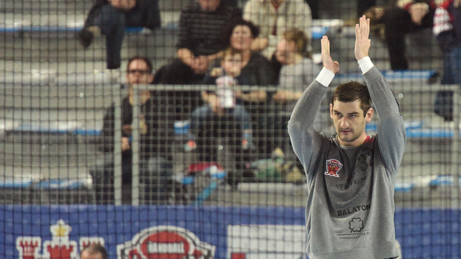 Veszprem izborio 'Final Four', Alilović odličan