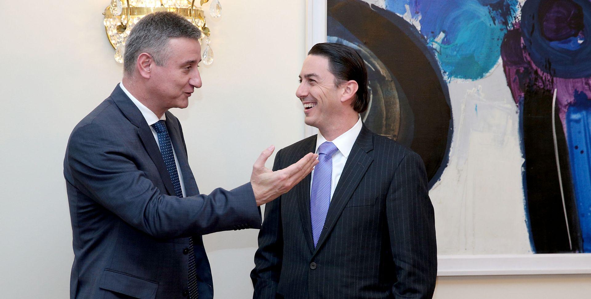 Amos Hochstein u Zagrebu ponovno lobirao za izgradnju LNG terminala na Krku