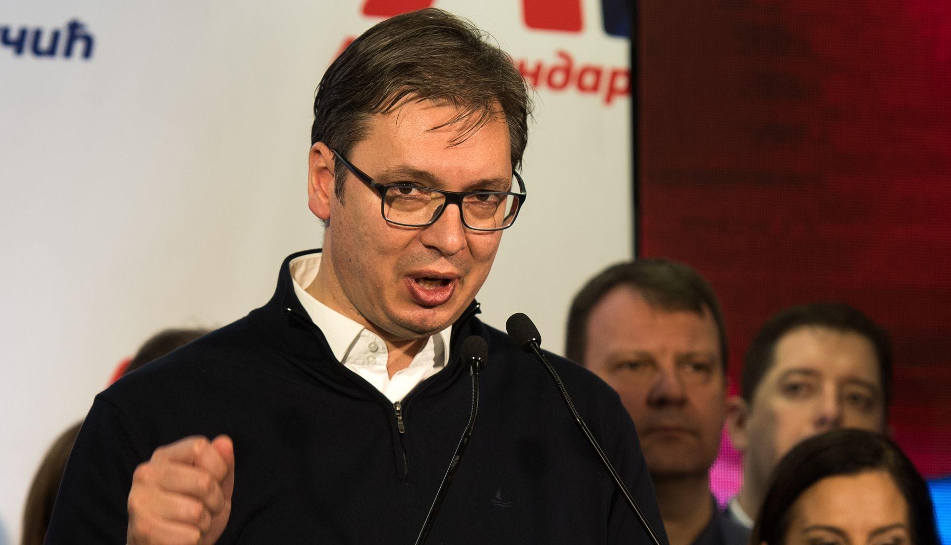 Mediji i javnost u Srbiji licitiraju o Vučićevu nasljedniku