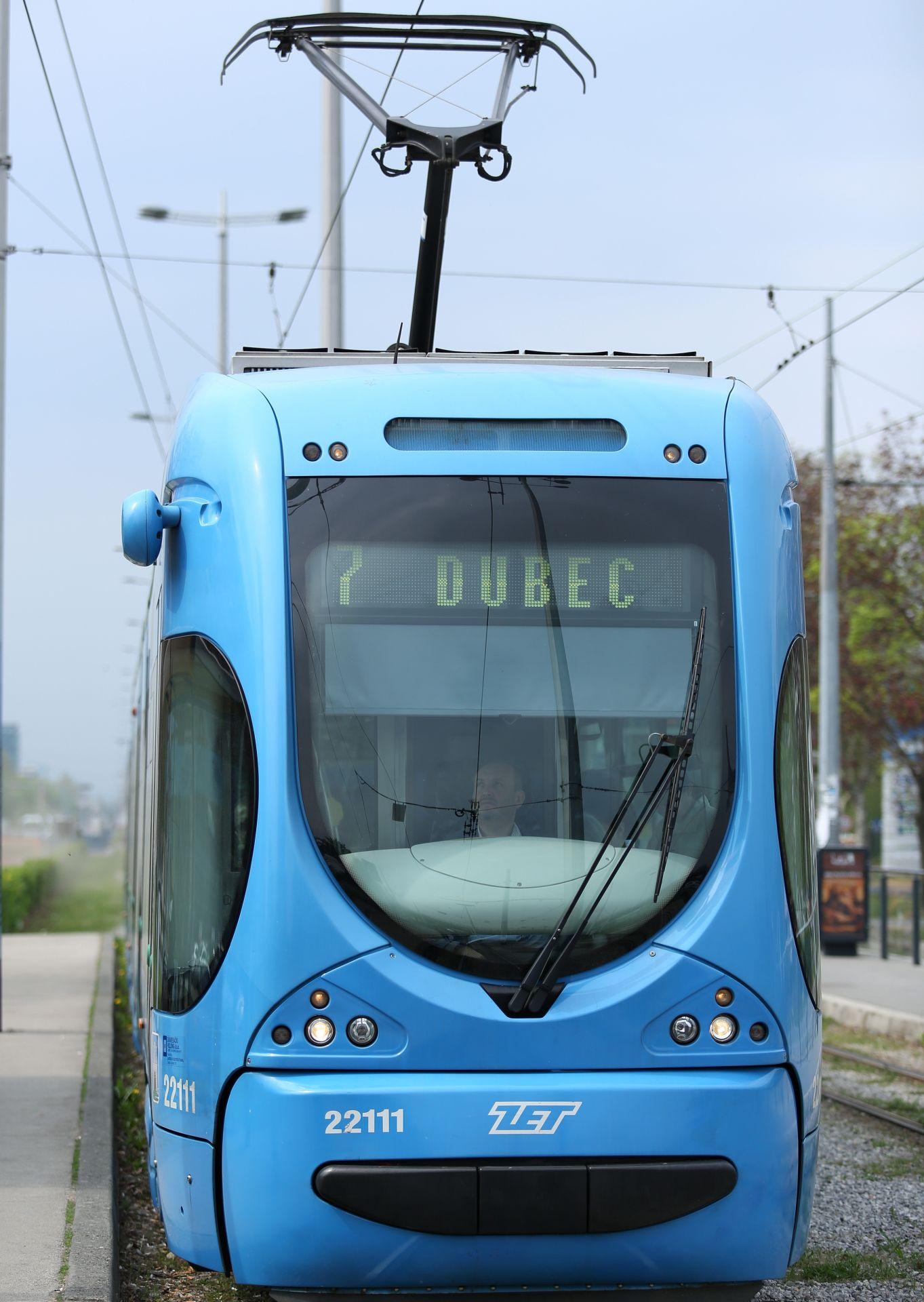 Još jedna nesreća automobila i tramvaja, nema ozlijeđenih
